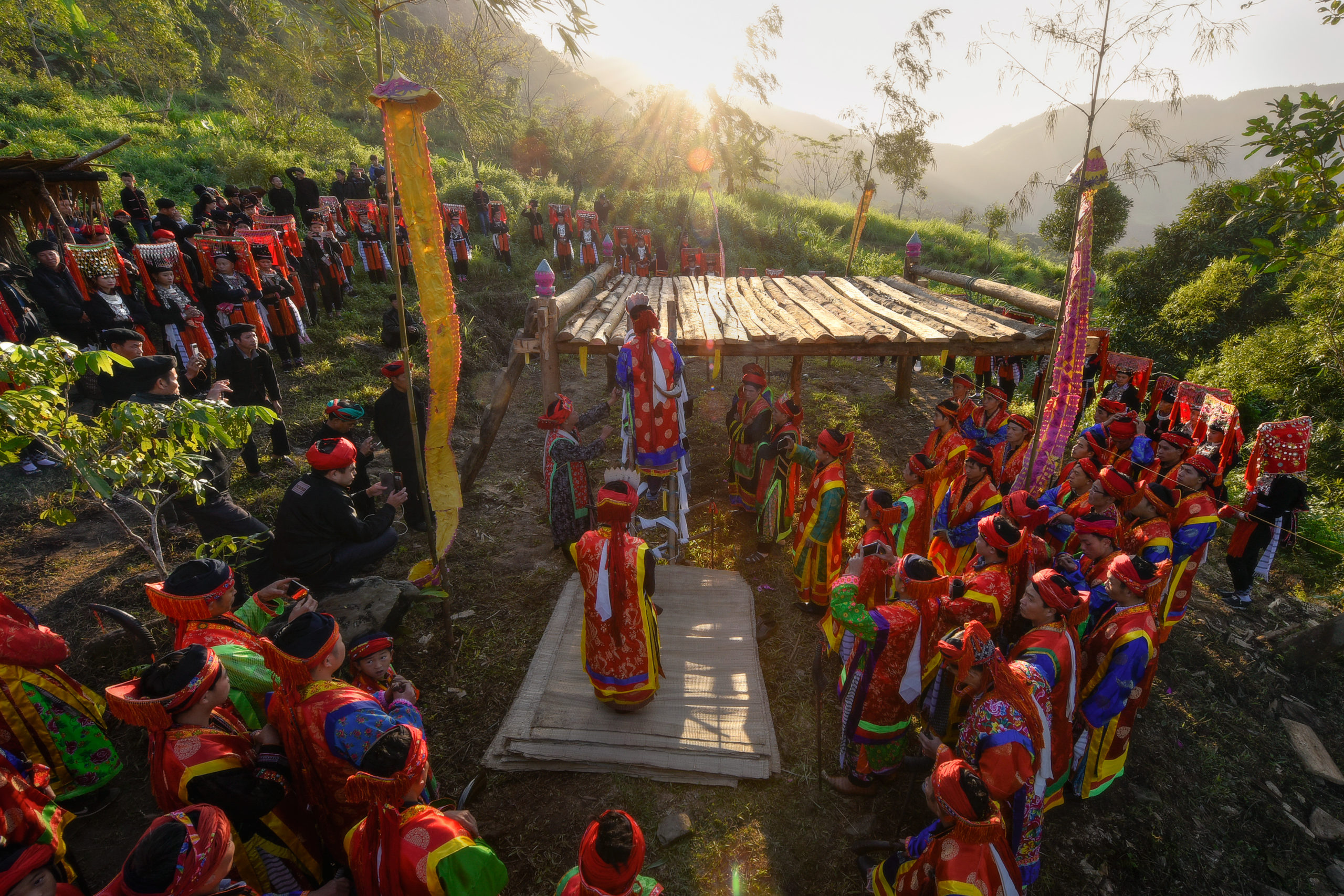 Lễ Tẩu Sai người Dao Sơn Đầu