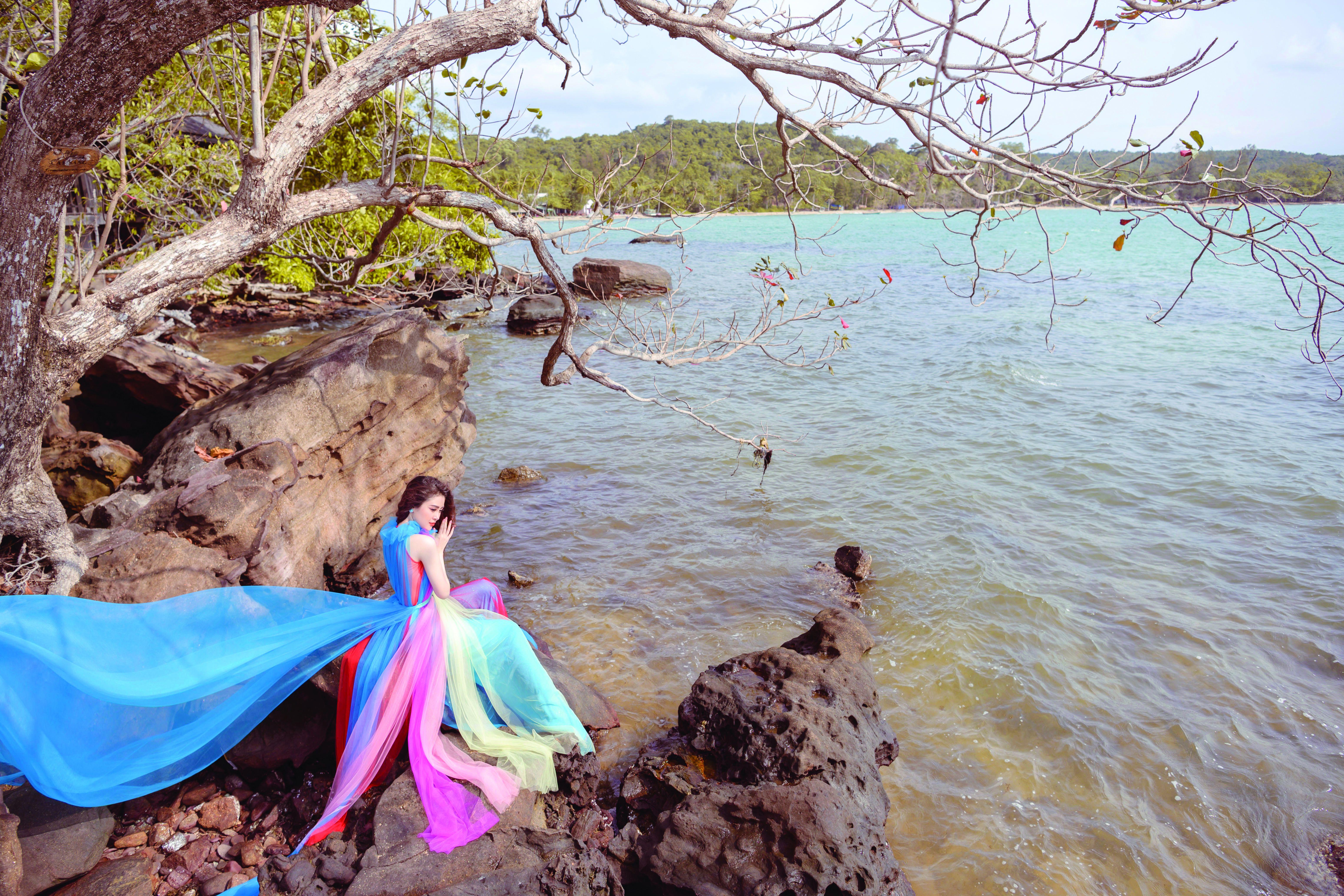 Sunshine of pearl island