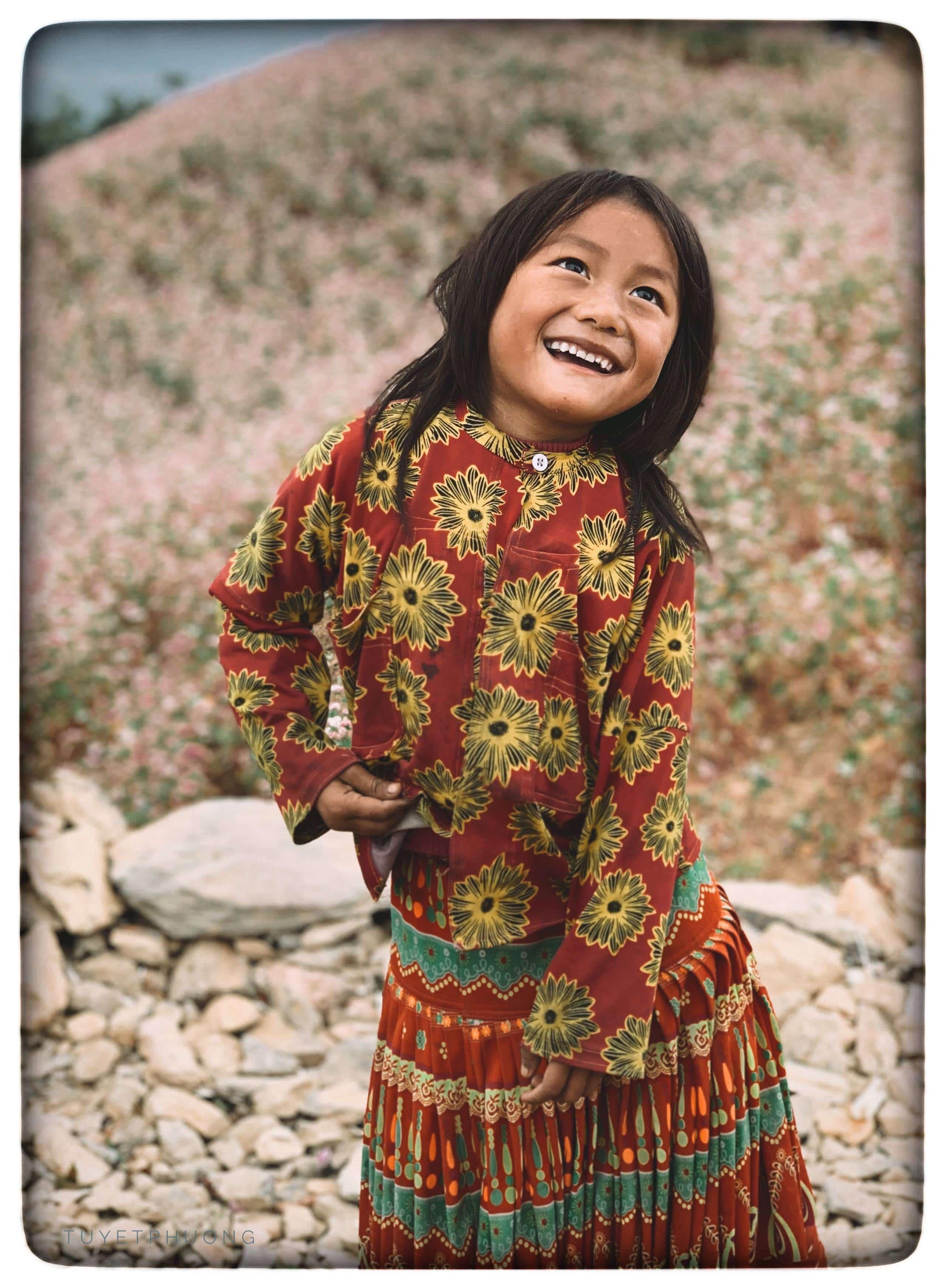 262 – Nụ cười rẻo cao – Lê Thị Tuyết Phương