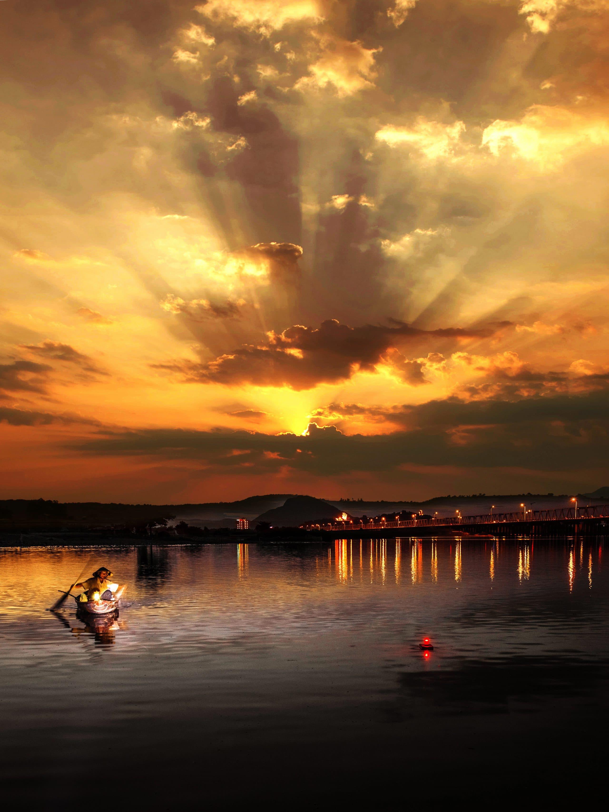 276- Chiều Sông Ba – Trần Quỳ
